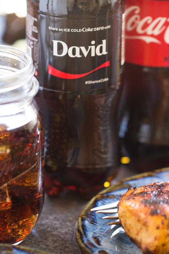 Coca-Cola Chicken image thegoldlininggirl.com 5