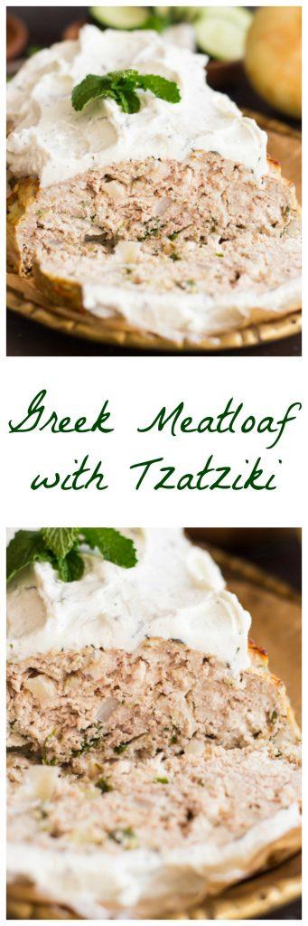 Greek Meatloaf pin