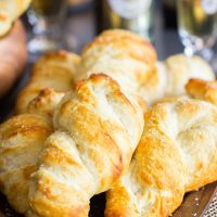Homemade Soft Pretzel Twists Recipe