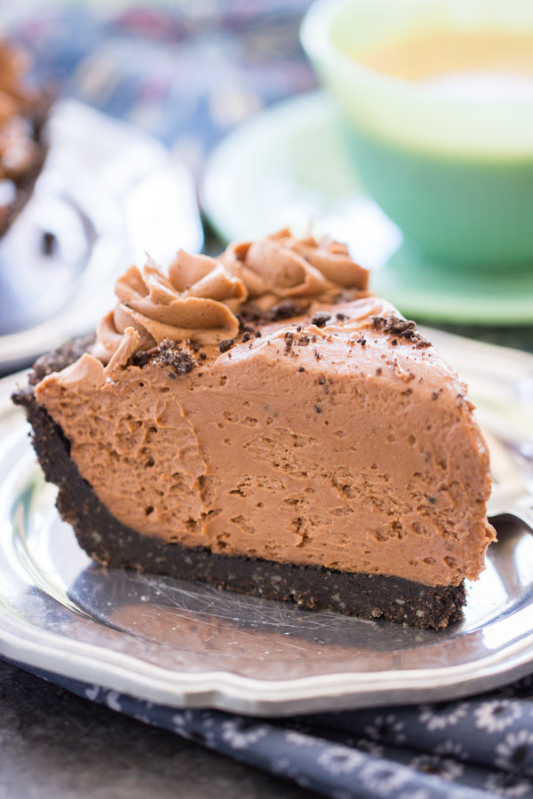 No Bake Nutella Cheesecake recipe thegoldlininggirl.com 20