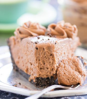 No Bake Nutella Cheesecake recipe thegoldlininggirl.com 32