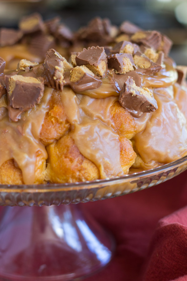 Reese's Cup Monkey Bread (1)
