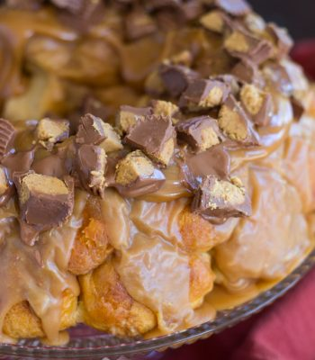 Reese's Cup Monkey Bread (4)