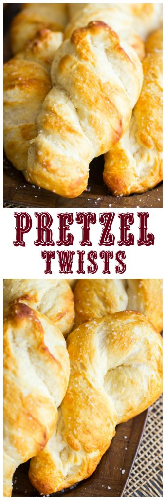 Soft Pretzel Twists pin