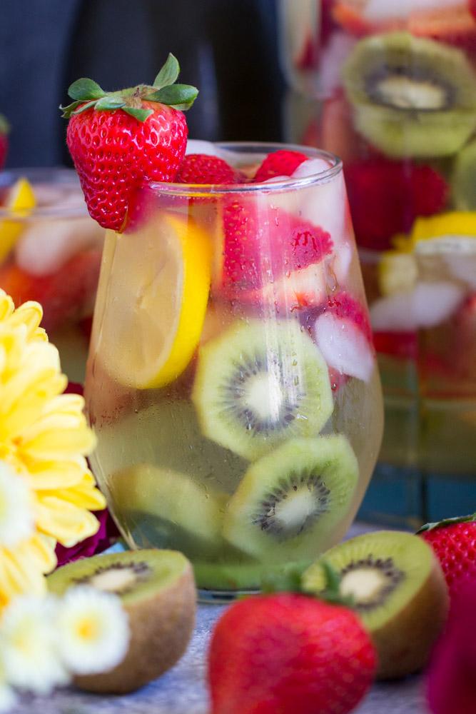 Strawberry Kiwi Sangria image thegoldlininggirl.com 8