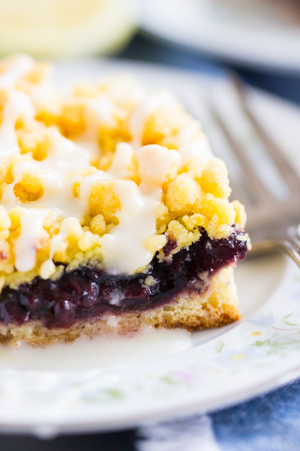 Lemon Blueberry Crumb Bars thegoldlininggirl.com 17