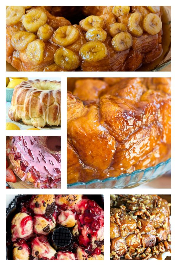 27 Absurdly Easy Monkey Bread Recipes for ALL occasions!