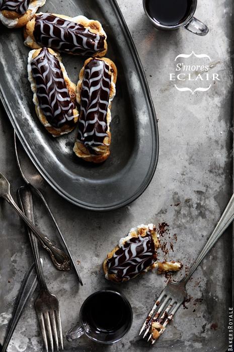 Smores-Eclair-via-Bakers-Royale1