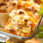 Tropical Sweet Potato Casserole