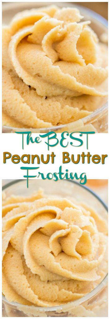 Peanut Butter Frosting pin 2