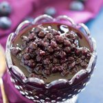 Simple & Easy Blueberry Compote Recipe image thegoldlininggirl.com 3