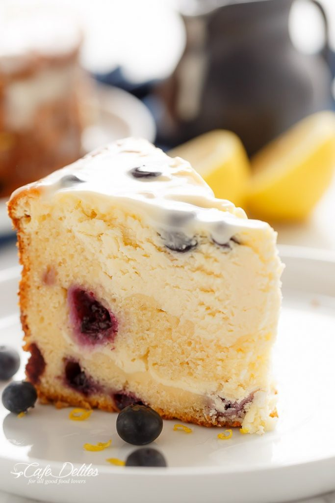 23 Heavenly Lemon Blueberry Recipes The Gold Lining Girl