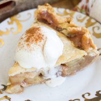 Fireball Apple Pie