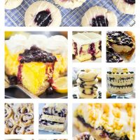 23 Heavenly Lemon Blueberry Recipes!
