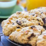 Walnut & Fig Scones