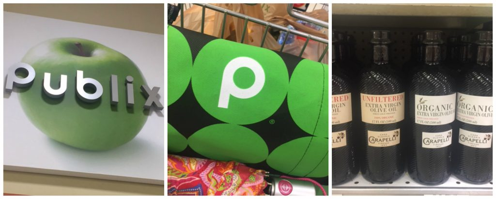 Publix collage