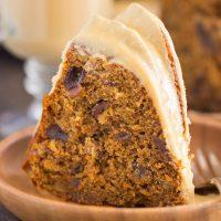 Coffee Walnut Date Cake