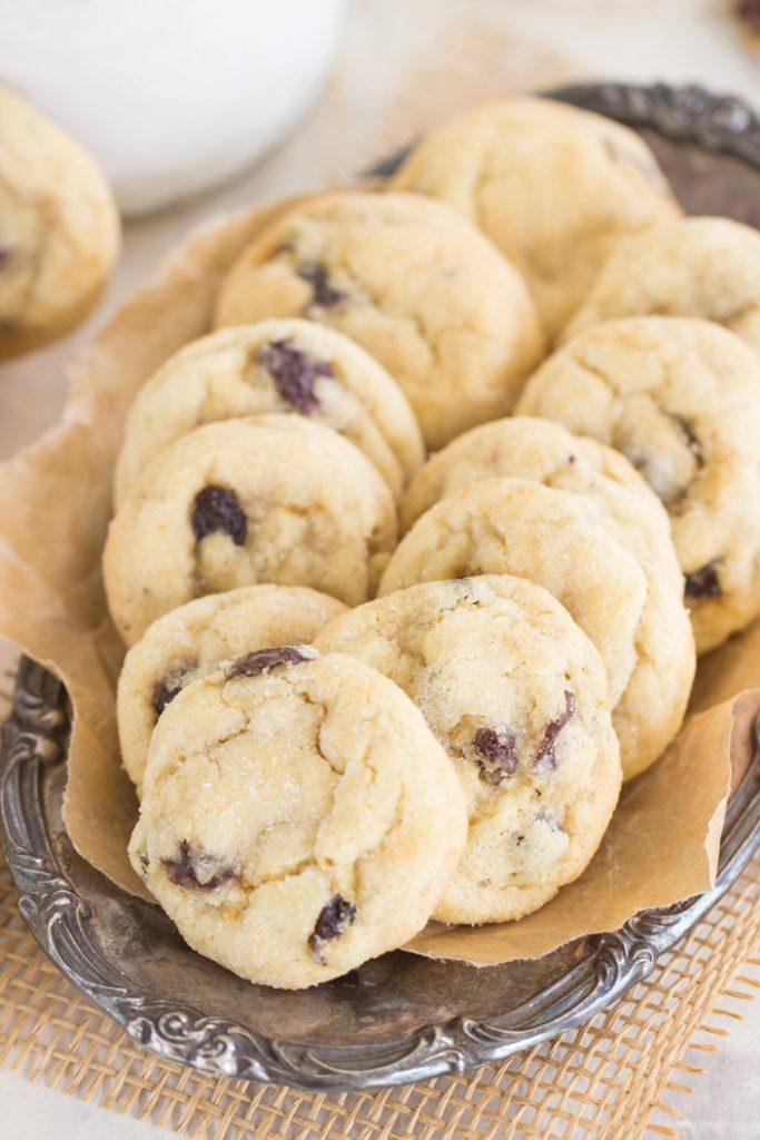 Raisin Puffs recipe image thegoldlininggirl.com 10