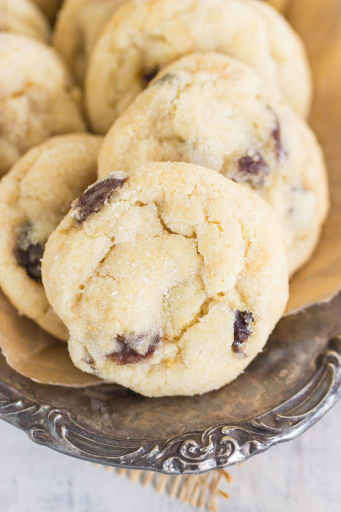 Raisin Puffs recipe image thegoldlininggirl.com 12