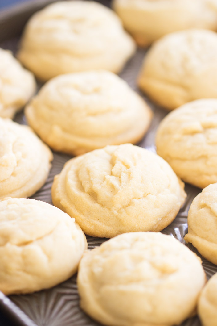Amish Sugar Cookies Recipe The Gold Lining Girl