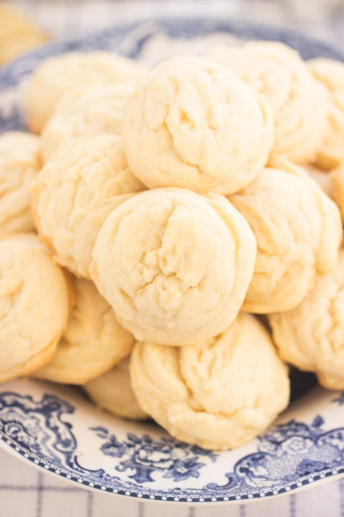 Amish Sugar Cookies recipe image thegoldlininggirl.com 8
