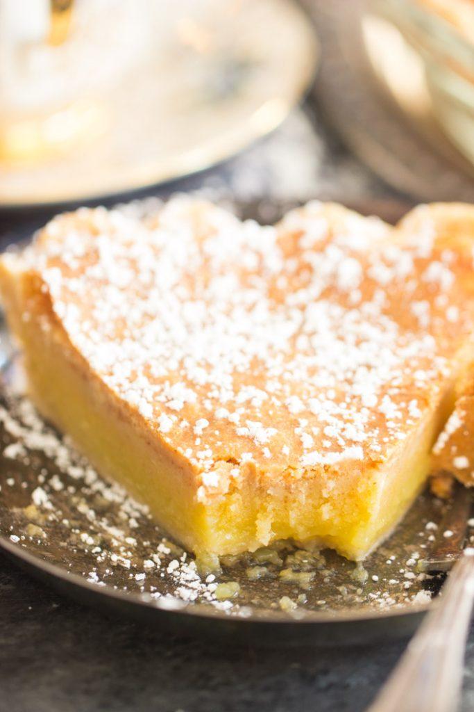 Classic Chess Pie recipe image thegoldlininggirl.com 17
