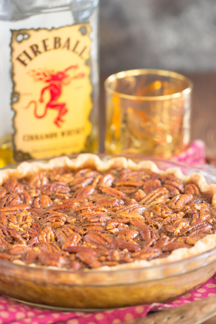 Cinnamon fireball pecan pie the gold lining girl sorry sorry sorry if you dont like when i get repetitive with a certain ingredient but to be fair yall seem to really like fireball recipes forumfinder Image collections
