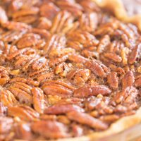 Fireball Pecan Pie