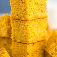 Honey Brown Butter Pumpkin Cornbread