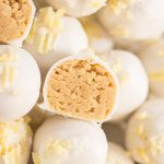 Potato Chip White Chocolate Buckeyes Recipe