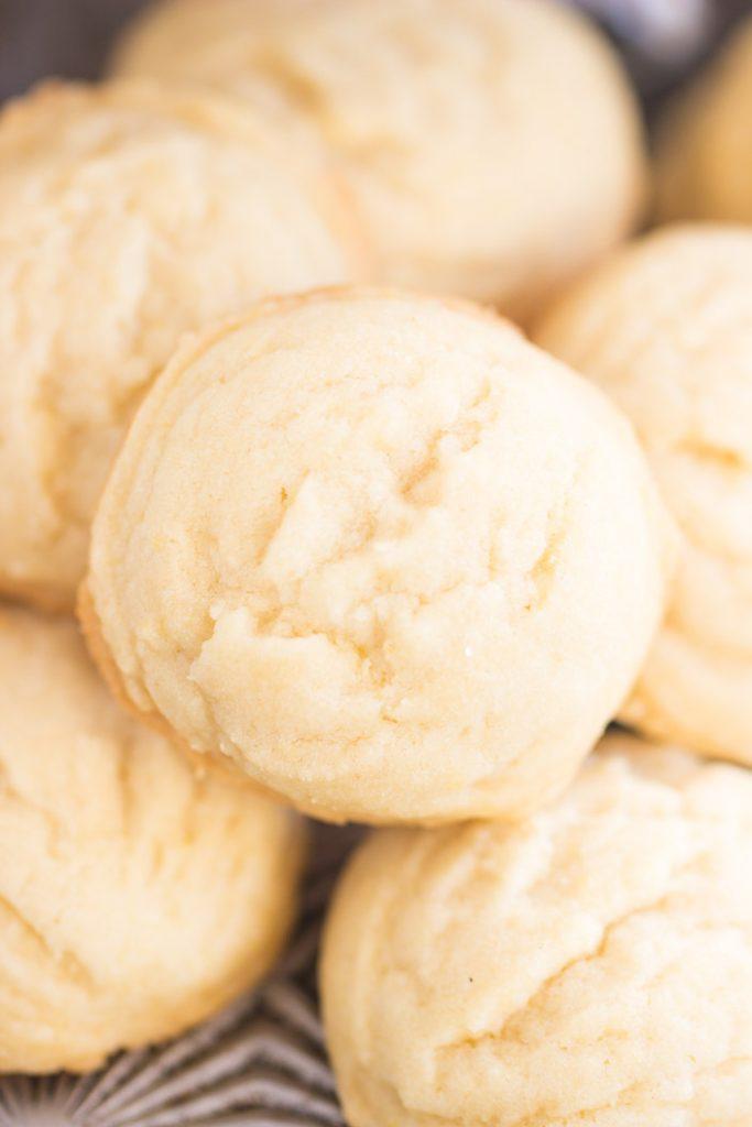 Coconut Oil Amish Sugar Cookies recipe image thegoldlininggirl.com 9