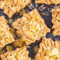 Peanut Butter Potato Chip Rice Krispie Treats