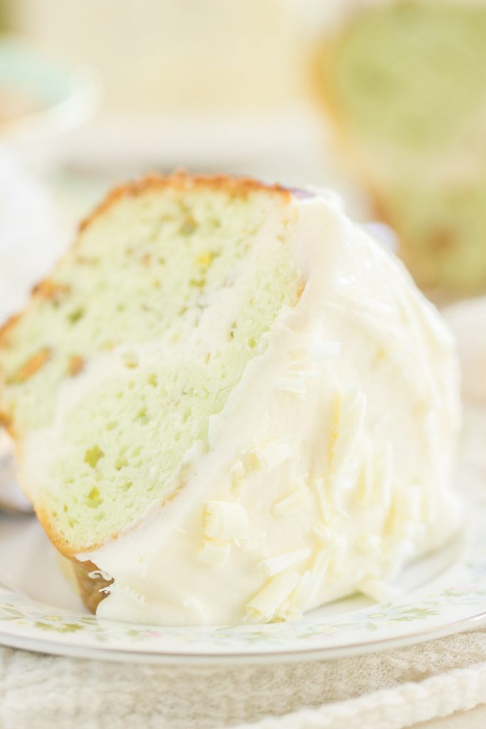 Cheesecake-Stuffed Pistachio Bread recipe image thegoldlininggirl.com 10