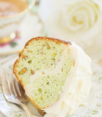 Cheesecake-Stuffed Pistachio Bread recipe image thegoldlininggirl.com 600x900 4