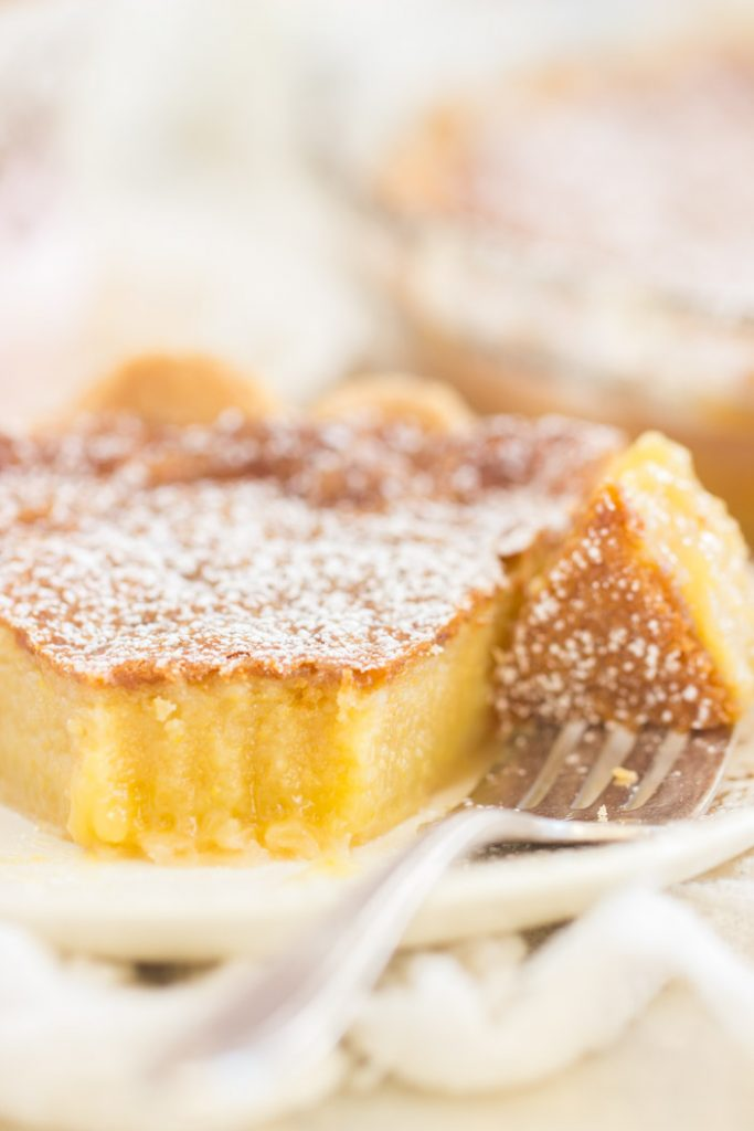 Maple Chess Pie recipe image thegoldlininggirl.com 16
