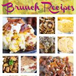 20 Easy Savory Brunch Recipes!