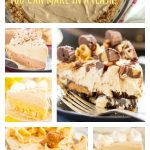 9 Peanut Butter Pie Recipes You Can Make in a FLASH.