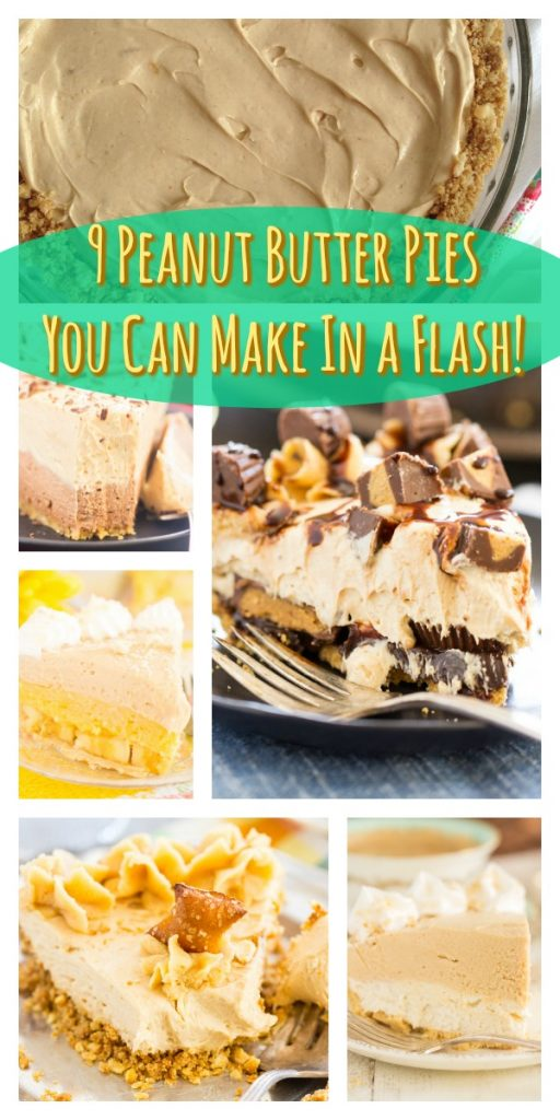 Peanut Butter Pie recipes