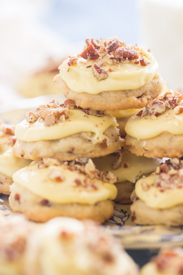 Butter Pecan Amish Sugar Cookies recipe