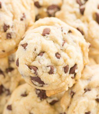 Chocolate Chip Amish Sugar Cookies