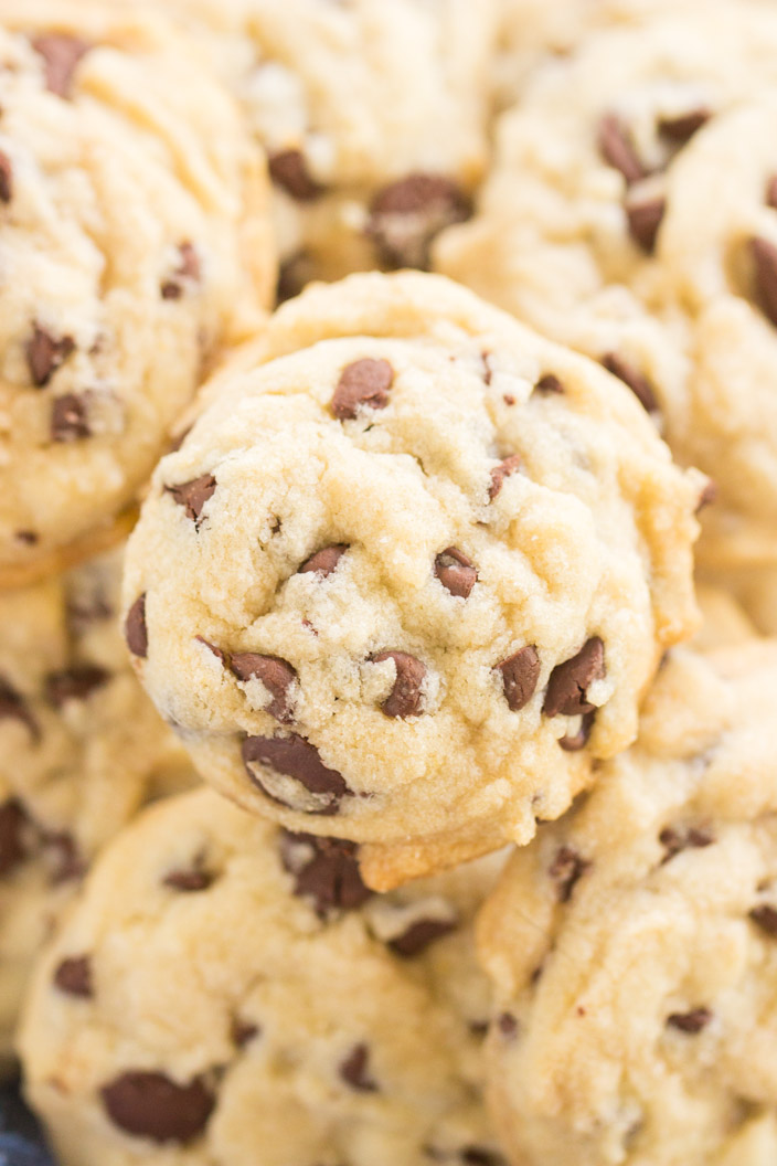 Chocolate Chip Amish Sugar Cookies The Gold Lining Girl