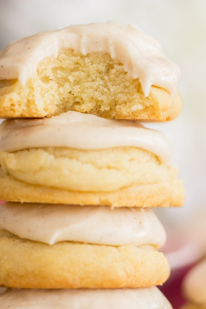 Brown Butter Amish Sugar Cookies with Brown Butter Icing recipe