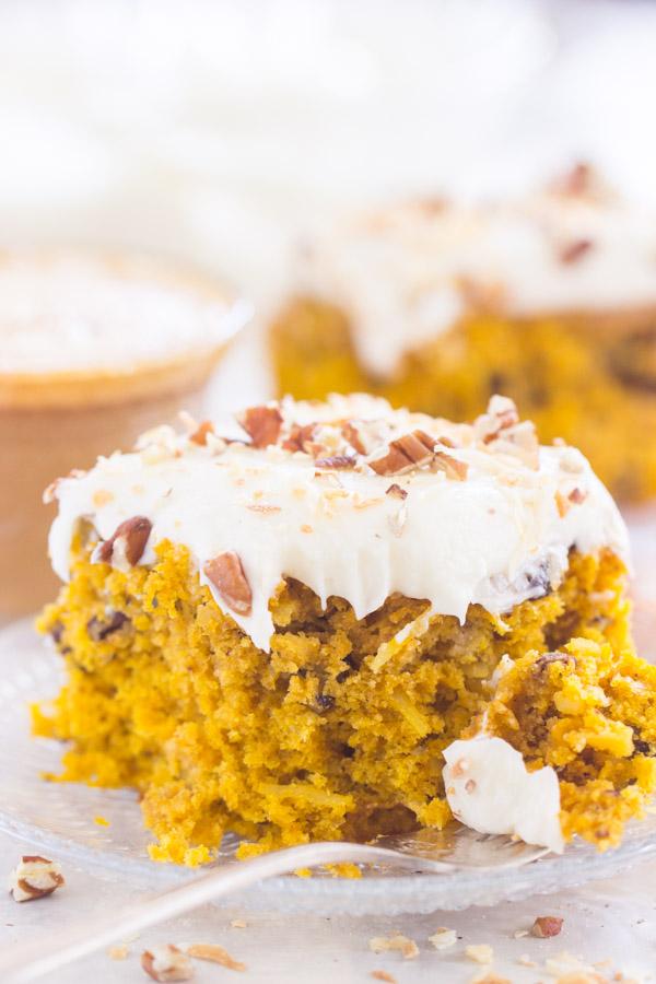 Pumpkin Hummingbird Cake recipe