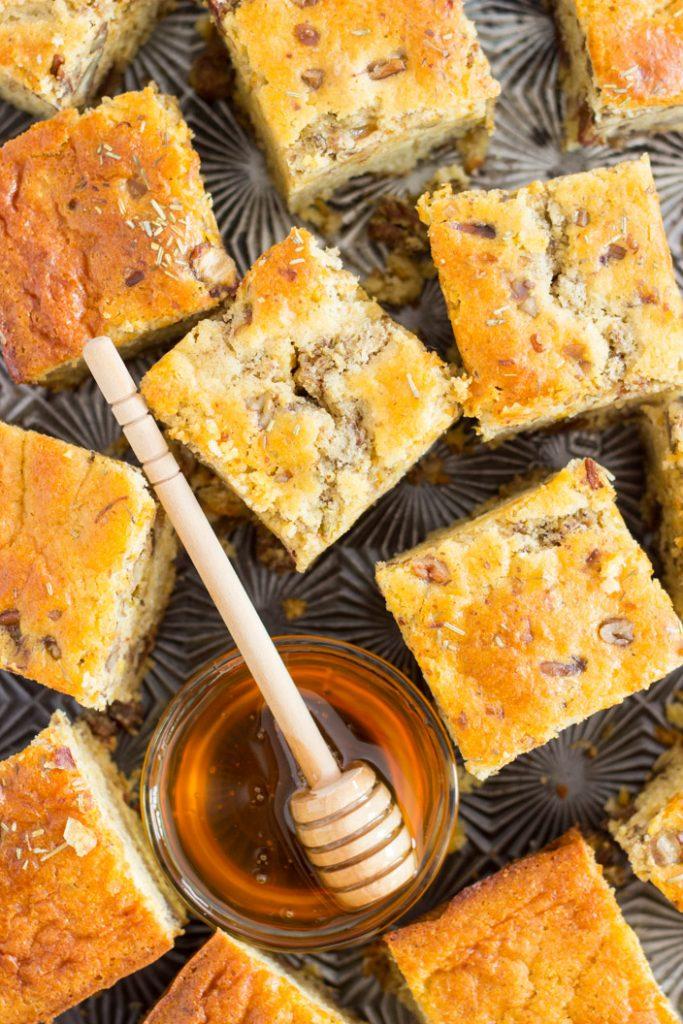 Chestnut Cornbread