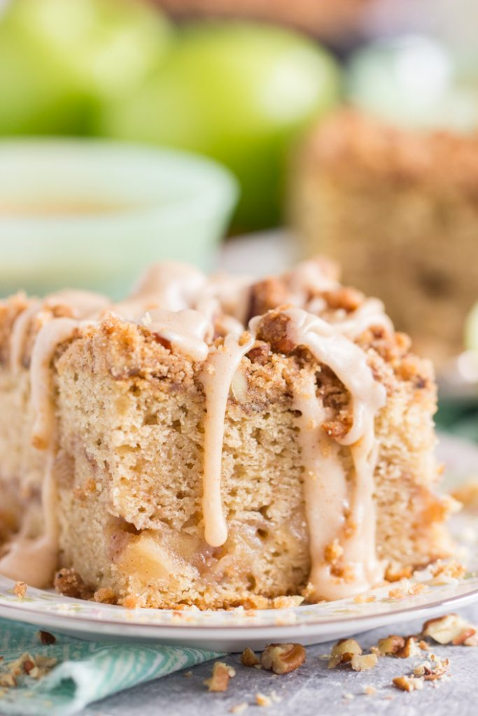 Apple Pie Coffee Cake recipe