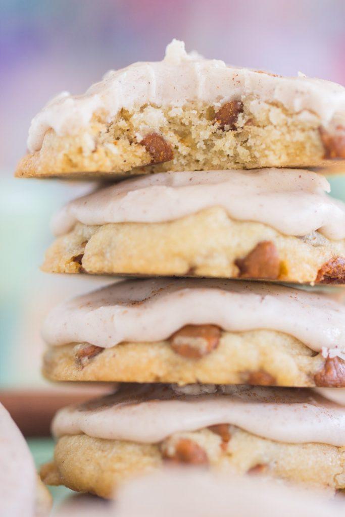 Snickerdoodle Amish Sugar Cookies