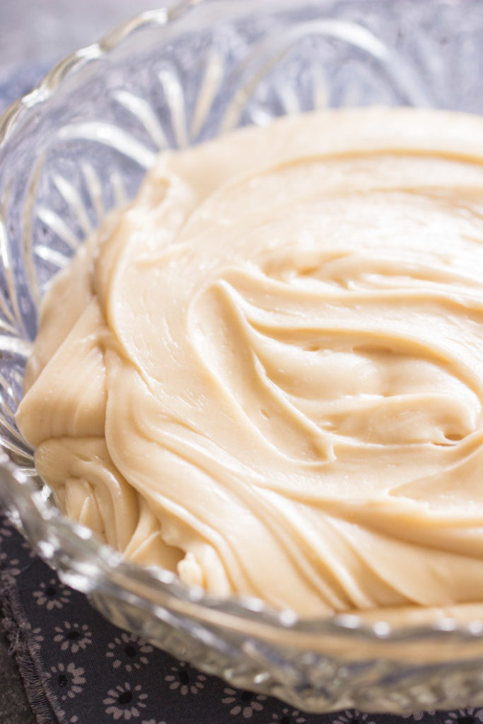 Brown Butter Icing