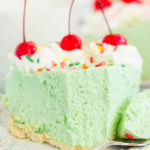 No Bake Pistachio Pie