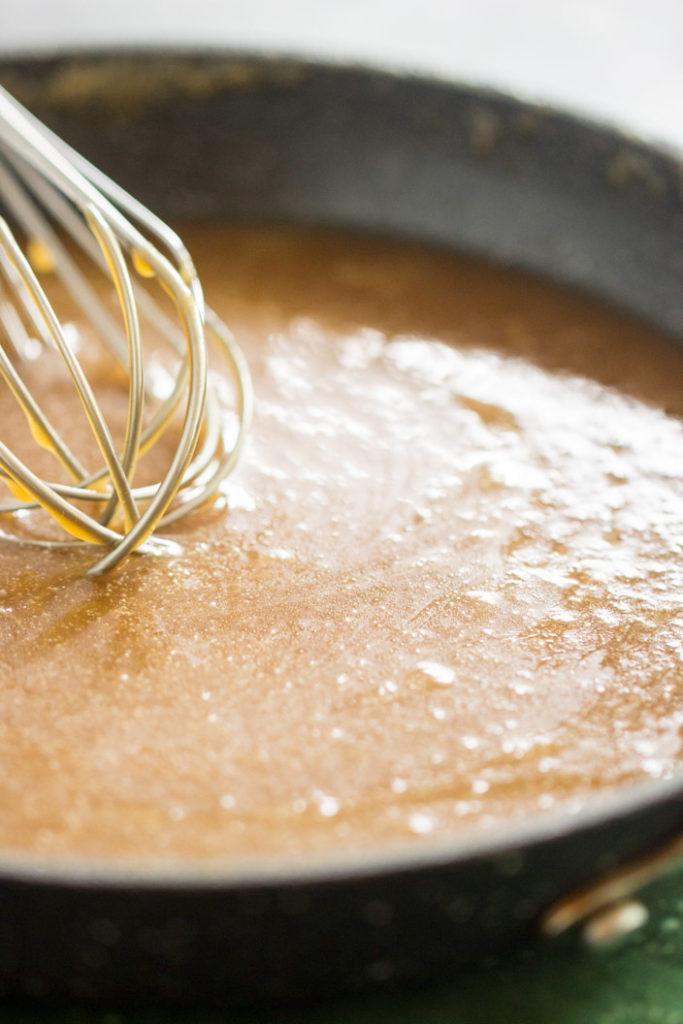 caramel frosting brown sugar frosting