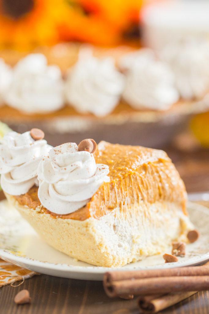 chai pumpkin cheesecake recipe